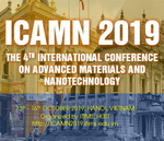 The 4th International Conference on Advanced Materials and Nanotechnology (ICAMN 2019)